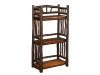 1364-Hilltop Spindle Bookcase-HH