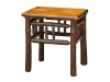 1418-Lumber Jack End Table-HH