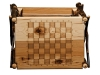 1421-Checkerboard End Table-Top-HH