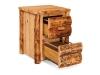 Log File Cabinet-Open-Aspen-FS