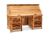 Log Rolltop Desk-Aspen-FS