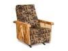 Log Rocker Recliner: Aspen-FS