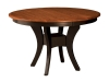 Imperial Single Pedestal Table-WP
