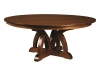 505-Brooklyn Pedestal Table-NW