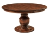 Burlington Single Pedestal Table-WP