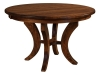 Jessica Pedestal Dining Table-IH
