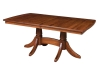Baytown Double Pedestal Table-WP