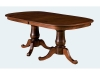 Chancellor Double Pedestal Table-WP