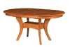 Imperial Double Pedestal Table-WP