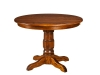 Preston Single Pedestal Table-WP