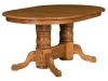 Traditional Double Pedestal Table-WP