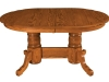 Traditional Pedestal Table -Scallop Top Option-WP