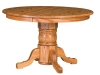 Traditional Single Pedestal Table-WP