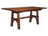 550-Eastwood Trestle Table-NW
