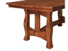 Reno Trestle Table-End Detail-WP