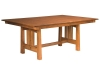 T-26 Armani Trestle Table-NW