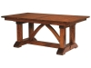 T-320 Bostonian Trestle Table-NW