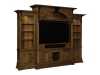 Breckenridge TV Wall Unit: SC-54W-SZ