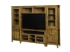 Bungalow TV Wall Unit: SC-54W-SZ