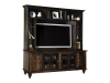 Harvest TV Console & Hutch: SC-73H-SZ