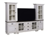 Kaitlyn TV Stand with Towers: SC-60T-SZ