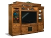 Old Classic Sleigh TV Wall Unit: FVE-058-OCS-FV