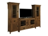 Royal Mission TV Stand with Towers: SC-3260T-SZ