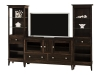 Venice TV Stand with Towers: SC-3260T-SZ