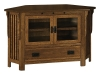 Royal Mission Corner TV Stand: SC-052C-RM-SZ