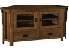 Royal Mission Corner TV Stand: SC-063C-RM-SZ