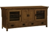 Royal Mission TV Stand: SC-3272-RM-SZ