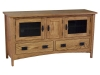 Arts & Crafts TV Stand-SC