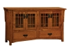 HMTV222-Honeybee Mission TV Stand-HB